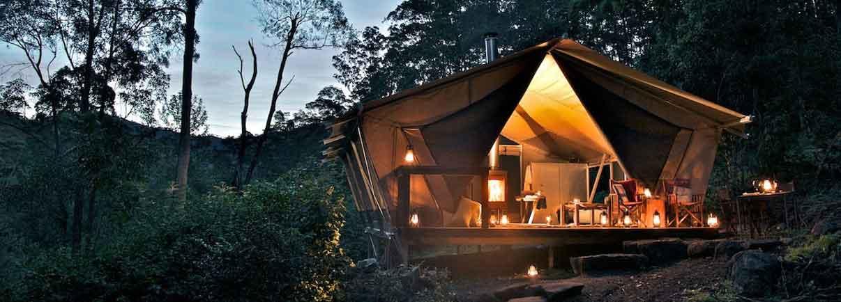 Nightfall Wilderness Camp