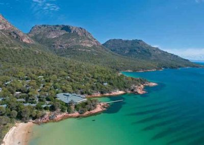 Freycinet Lodge, Tasmania