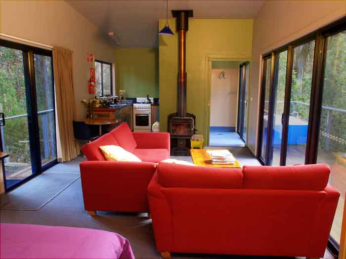 Huon-Bush-Retreats-Big-Tree-Cabin-Internal