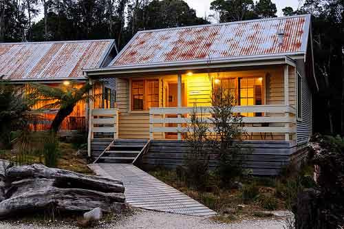 corinna cabin