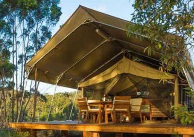 Tanja Lagoon Camp, NSW