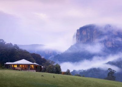 Wolgan Valley Resort, NSW