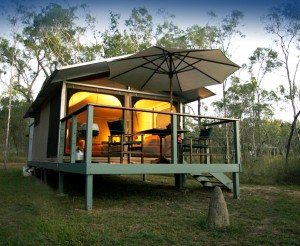 Glamping: Jabiru Safari Lodge