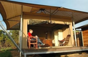 Glamping: Pebble Point