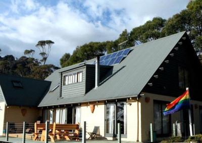 Lumera Eco Chalets, Tasmania