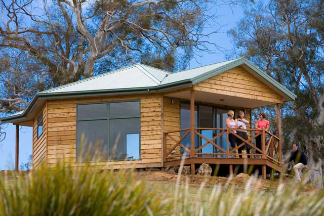 Curringa Sea Eagle Cottage