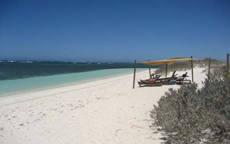 ningaloo-reef beach