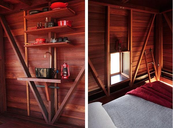 interior permanent camping