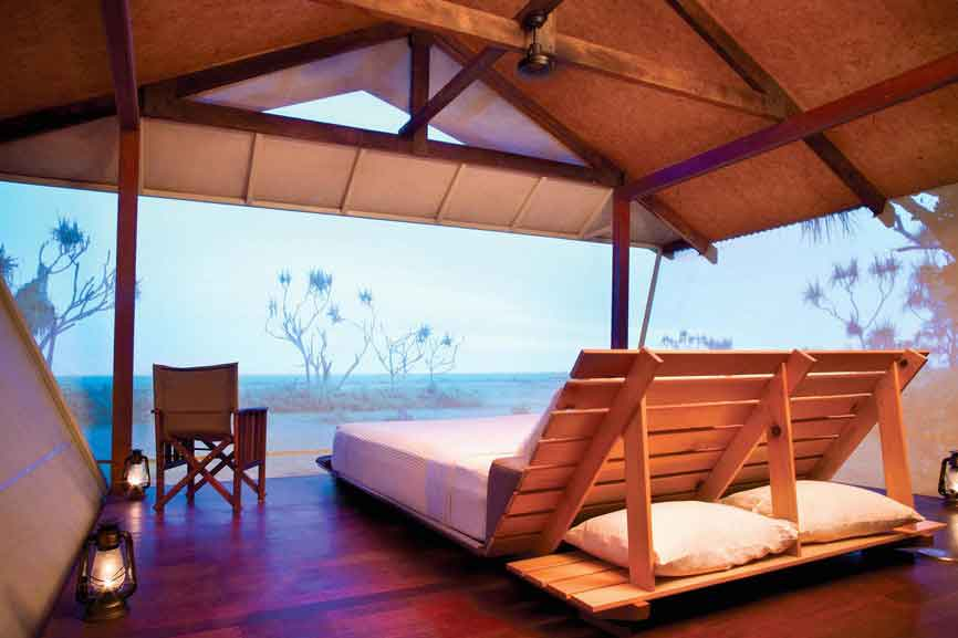 bamurru plains safari bungalow internal