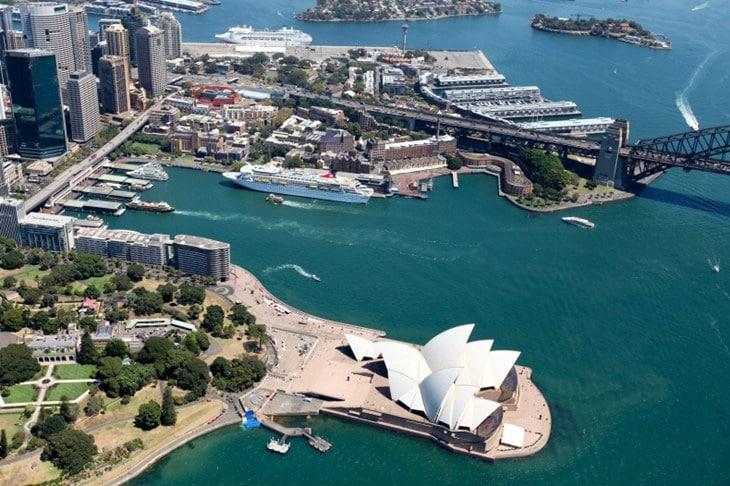 sydney-harbour-yha-aerial--shot