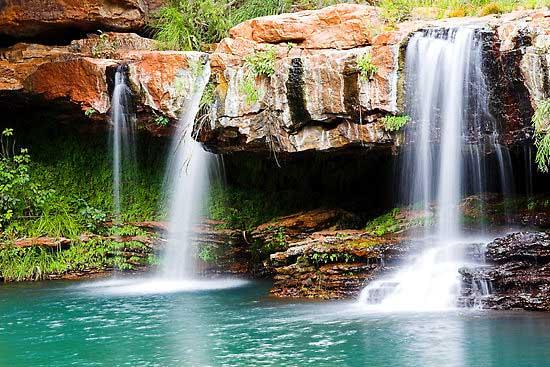 Karijini Falls