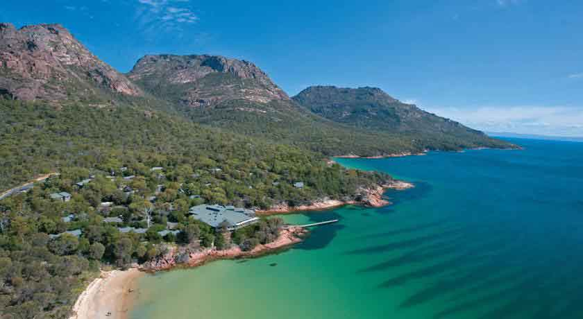 freycinet-lodge view