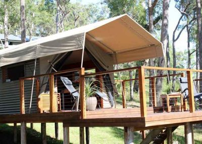 The Escape Glamping, NSW