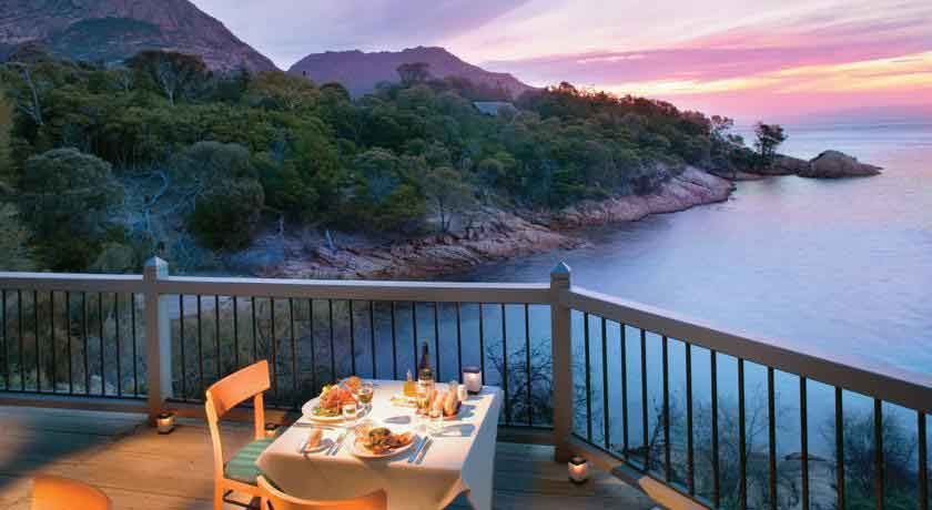 freycinet-lodge dining