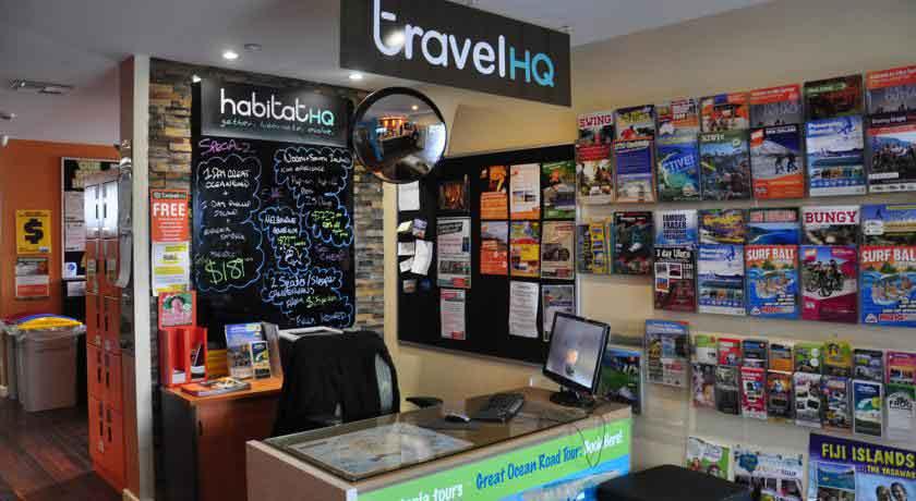 habitat-hq reception