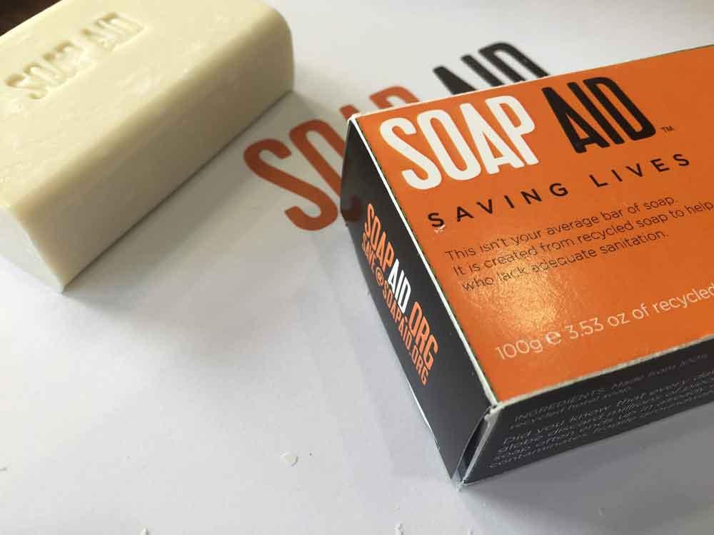 Soap Aid