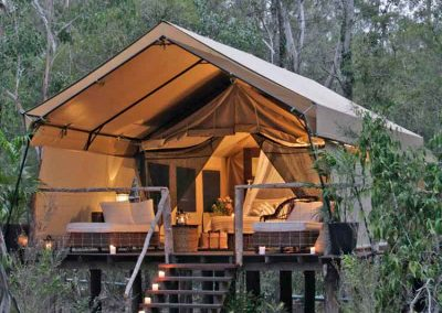 Paperbark Camp Glamping, NSW