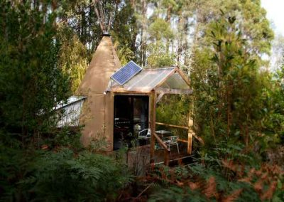 Huon Bush Retreats, Tasmania