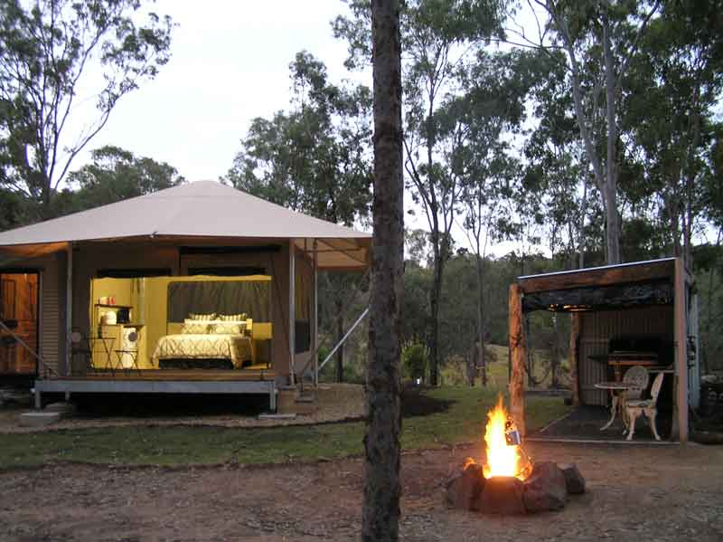 Ketchups Bank Glamping