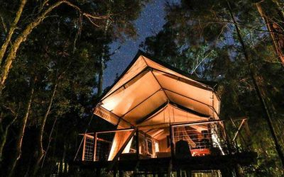 Glamping for Groups