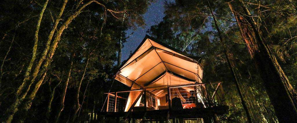 The Three Best Glamping Experiences near Sydney.