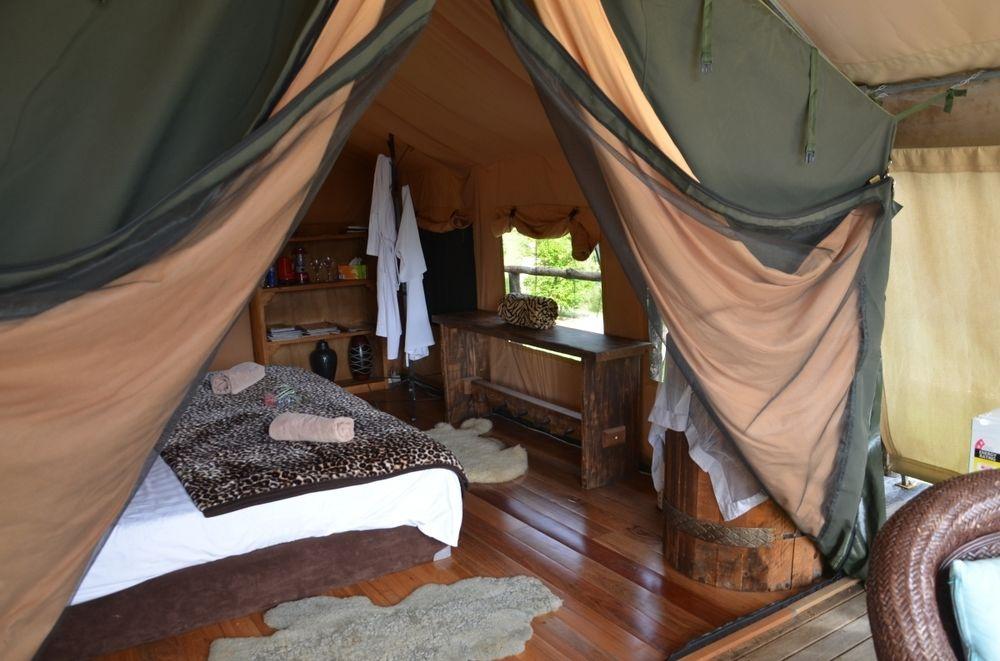 Silk Pavilions
