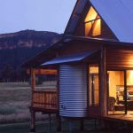 Woolshed Cabins exterior
