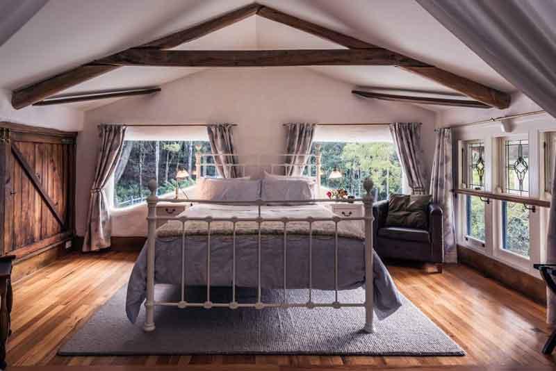 The Cob Barn Bedroom