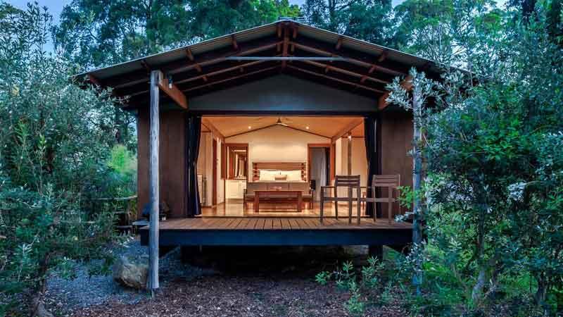 Worrowing Wilderness Hut