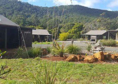 Rustic Hut Bush Retreat, Tasmania