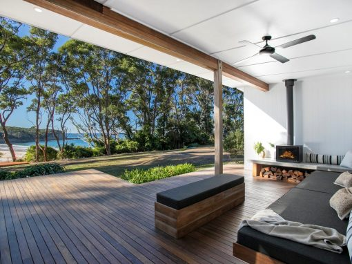Buru Beach House, NSW