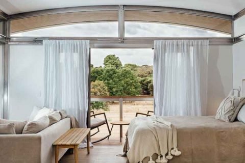 The Villas Barossa bedroom