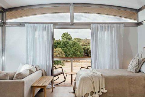 The Villas Barossa bedroom