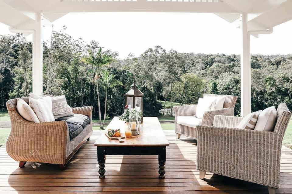 Rose Gum Eco Luxe Byron Bay Cottage