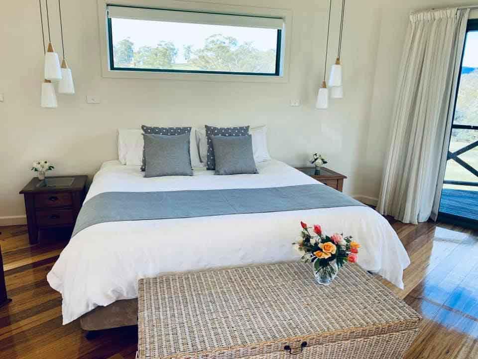 Curringa farm bedroom