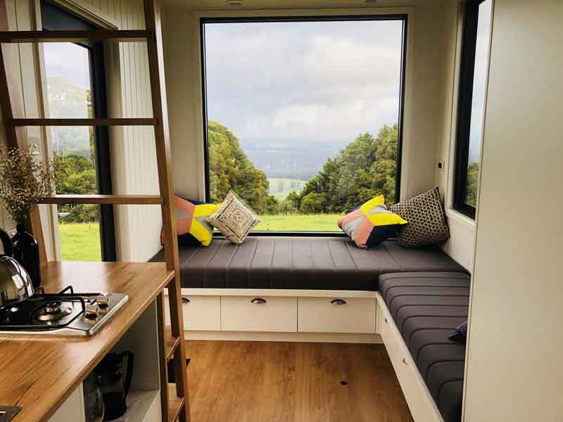 Souther Highlands tiny house view