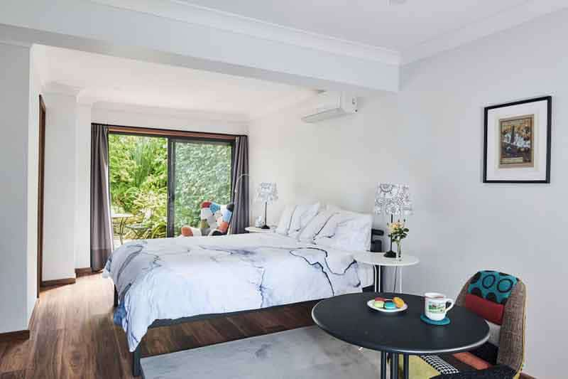 Kurrajong Heights Mountain Sojourn one bedroom apartment accommodation