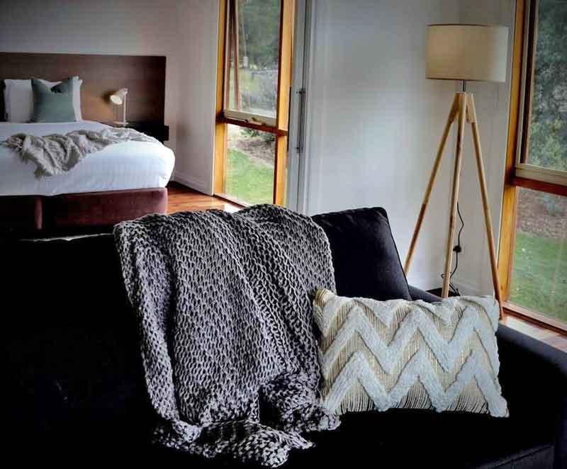 Bering Gorge Cottage bedroom