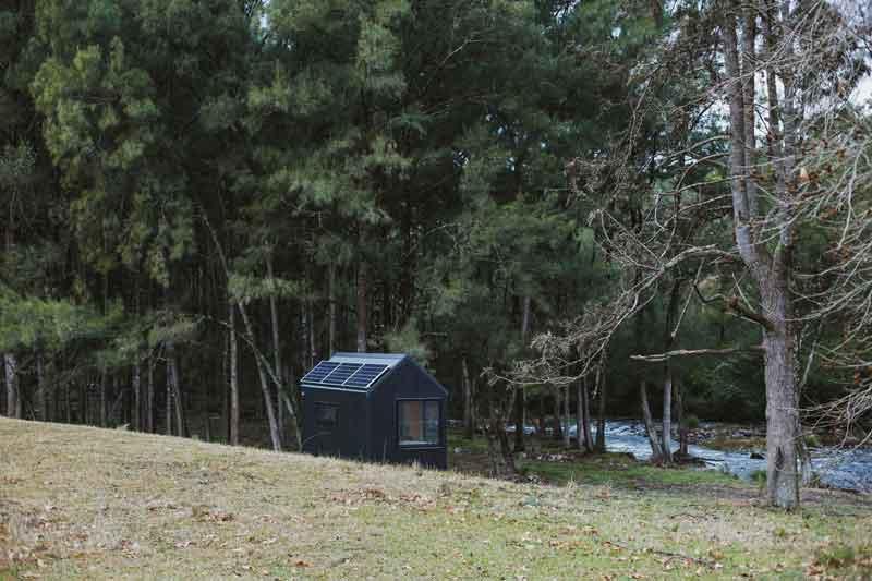 Barrington Eco Hut Riverside