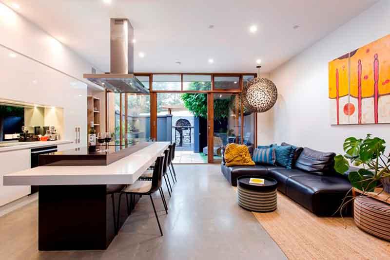 Zen kitchen