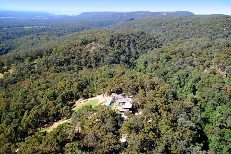 Spicers-sangoma-Retreat-aerial-view