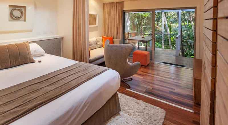 Arajilla Retreat bedroom