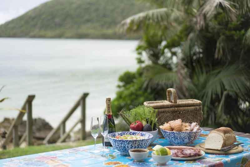 Arajilla picnic