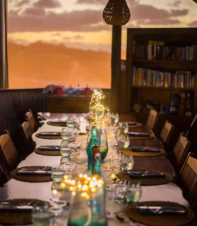 Sal Salis Dining