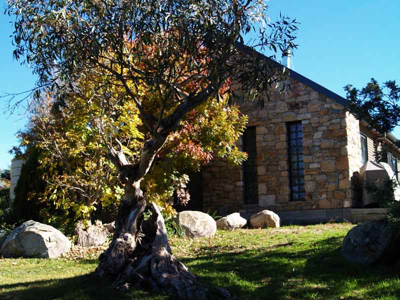 Touchdown Cottages Autumn