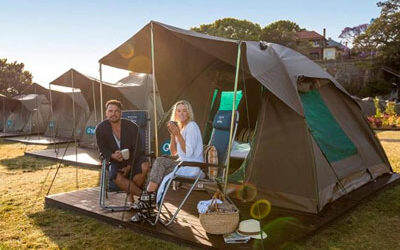 Best Glamping for Groups: Our Top Picks