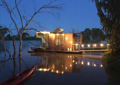 Bill's Boathouse Floating Eco Pod, South Australia
