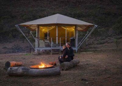 Flinders Bush Retreats Eco Tent, South Australia
