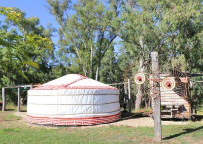 Yarranungara Yurt Retreat, Victoria