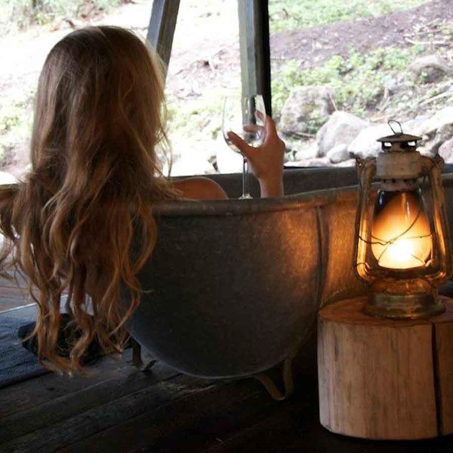 Nightfall Bath